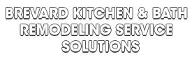 Brevard Kitchen & Bath Remodeling Service Solutions_wht-We do kitchen & bath remodeling, home renovations, custom lighting, custom cabinet installation, cabinet refacing and refinishing, outdoor kitchens, commercial kitchen, countertops, and more